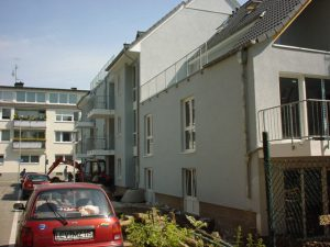 Altstadtstraße Leverkusen