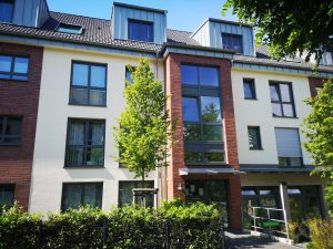 Bauträgerobjekt Bergische Landstraße 14-20, Leverkusen